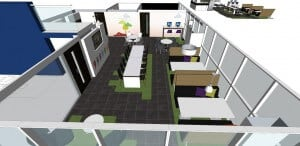 4 office partitions liverpool wirral manchester