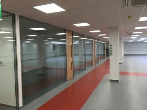 5 office partitions liverpool wirral manchester