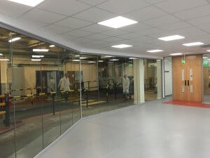 9 office partitions liverpool wirral manchester
