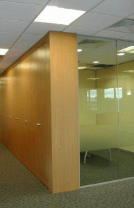 Beech Storage office partitions liverpool wirral manchester