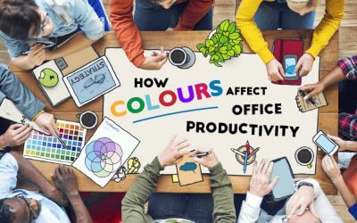 Office Design: How Colours Affect Productivity & Improve Your Business