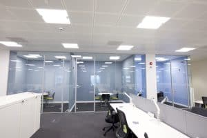 Cube7 008 office partitions liverpool wirral manchester