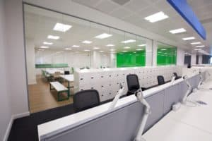 Cube7 017 1 office partitions liverpool wirral manchester