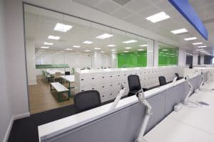Cube7 017 office partitions liverpool wirral manchester