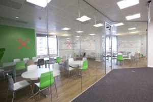 Cube7 037 office partitions liverpool wirral manchester