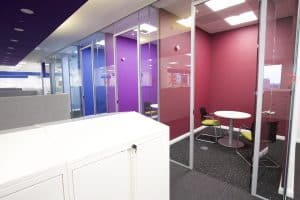 Cube7 045 office partitions liverpool wirral manchester