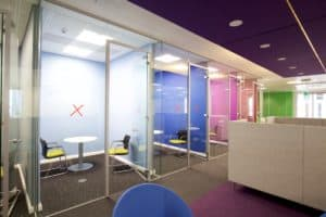 Cube7 046 office partitions liverpool wirral manchester