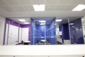 Cube7 060 office partitions liverpool wirral manchester