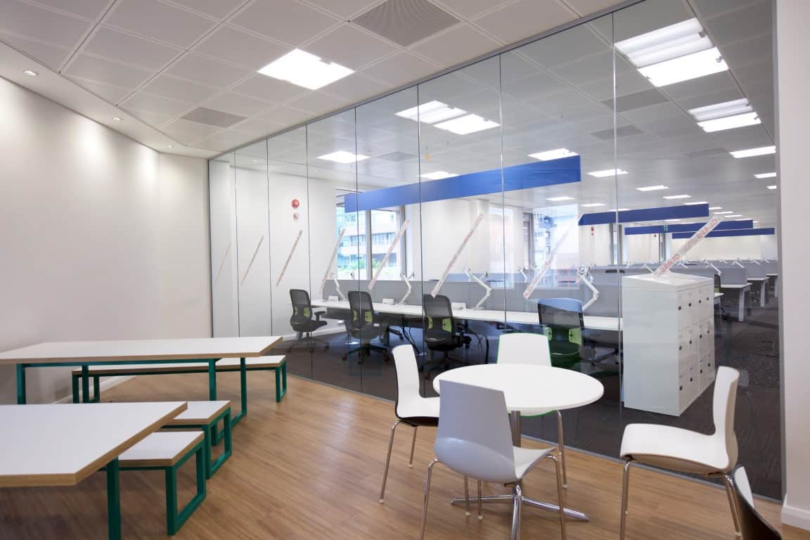 Cube7 064 1 office partitions liverpool wirral manchester