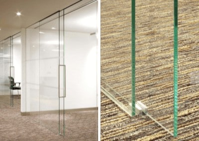 Glass Partitions Liverpool