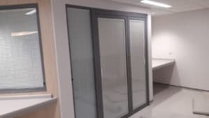 Royal Preston 5 office partitions liverpool wirral manchester