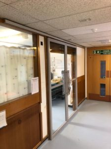 Shrewsbury 2 office partitions liverpool wirral manchester