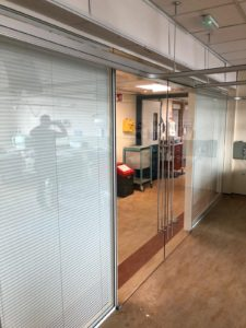 Spire 3 office partitions liverpool wirral manchester