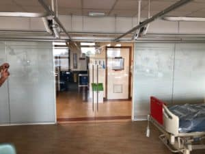 Spire office partitions liverpool wirral manchester