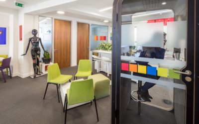 5 Ways to Optimize a Workspace for More Collaborative Innovation