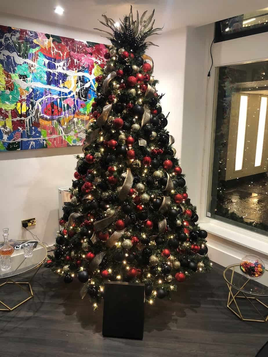 Cube7 Christmas fice Partitions Liverpool