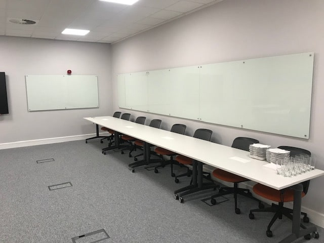 allergan case study 5 office partitions liverpool wirral manchester