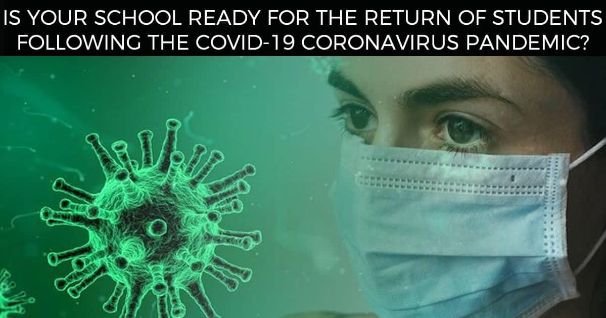 is your school coronavirus safe?