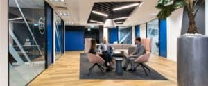 Glass Partitions in Manchester