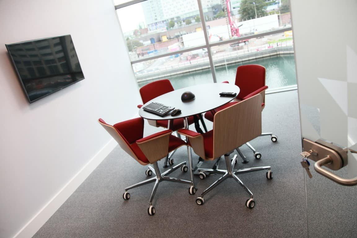 willson grange case study 8 office partitions liverpool wirral manchester